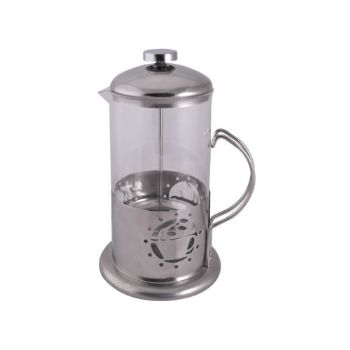 French Press Coffee Plunger 1L